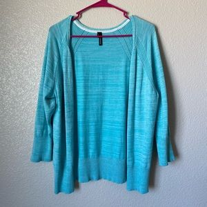 Maurices Turquoise Cardigan